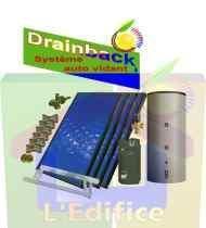 db ebs 501 4bl ensemble chauffe eau solaire cesi 500 litres simple registre. Black Bedroom Furniture Sets. Home Design Ideas